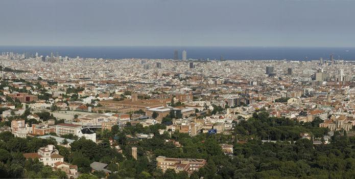 Primer plan estratégico metropolitano de Barcelona