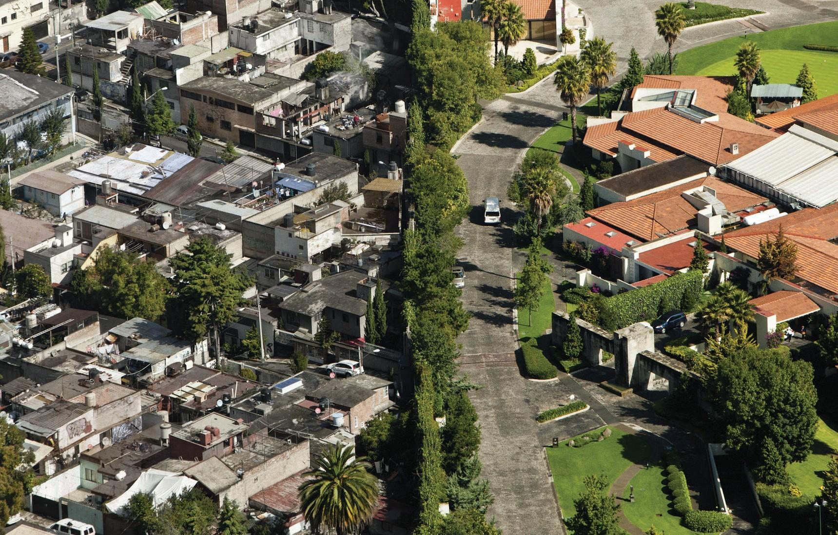 segregació urbana