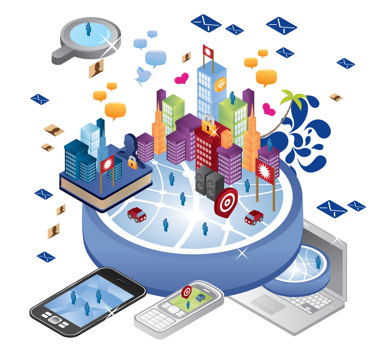 BCN, mobile y smart city