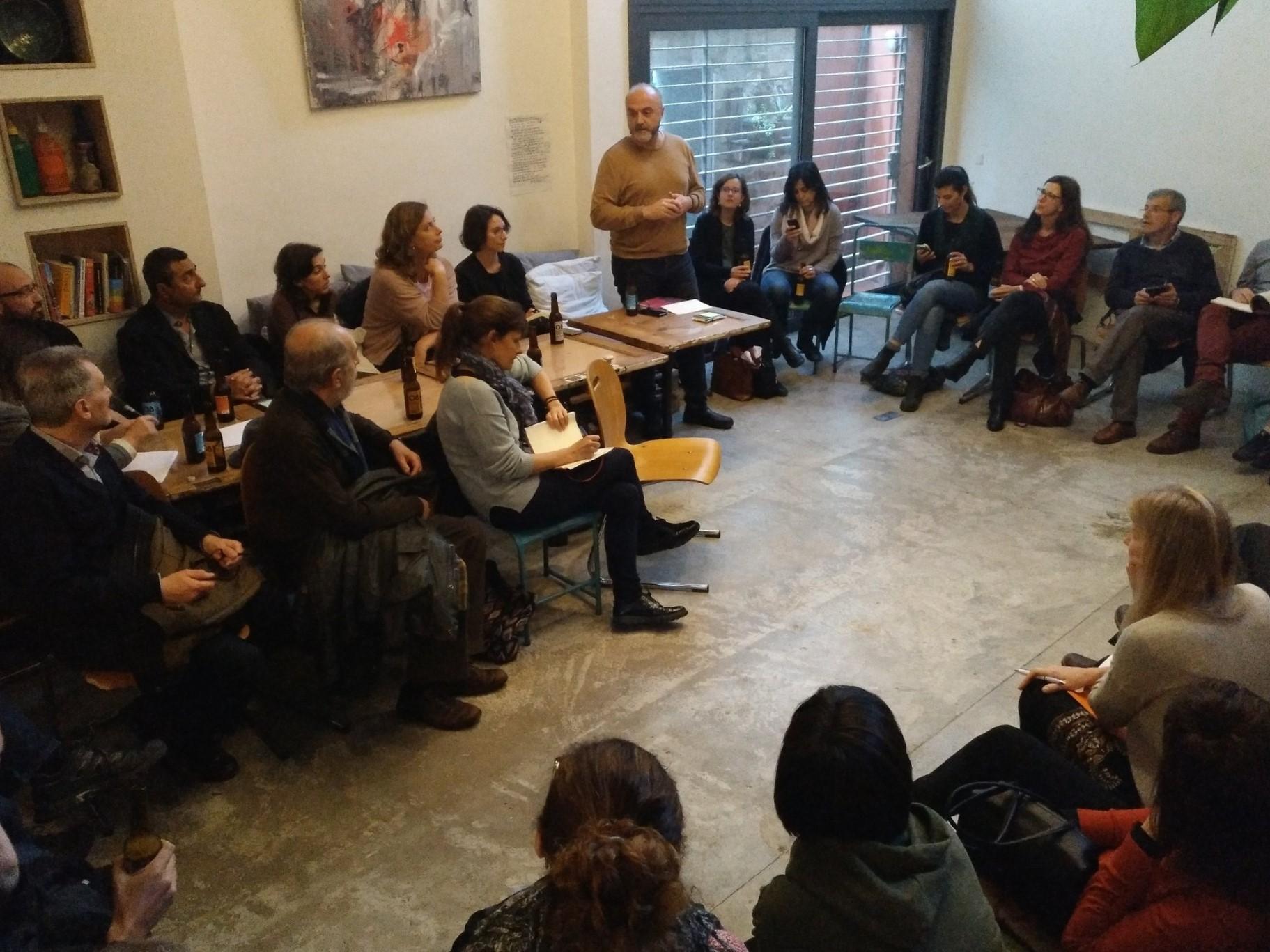 #LaMetro, Nueva Agenda Urbana