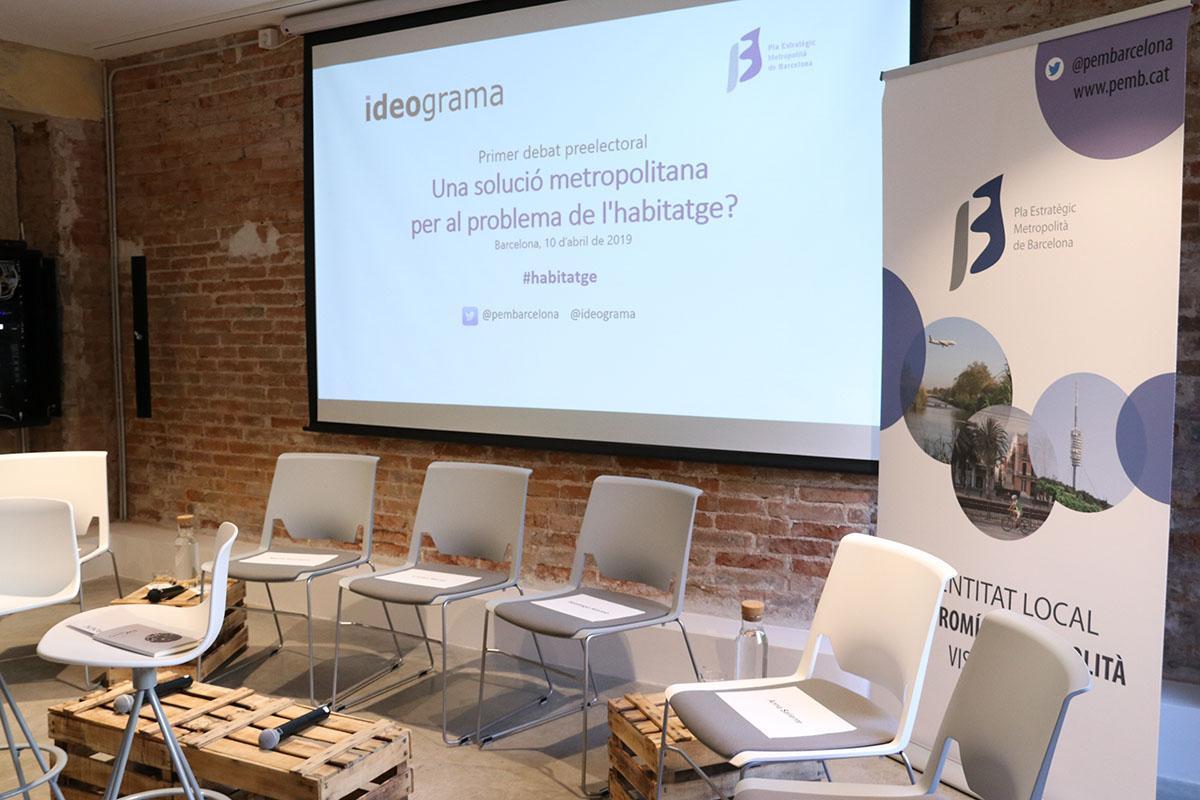 Debates preelectorales del PEMB. Memoria de actividades 2019