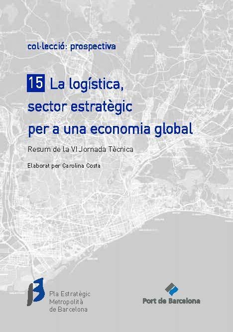 Lo logística, sector estratègic