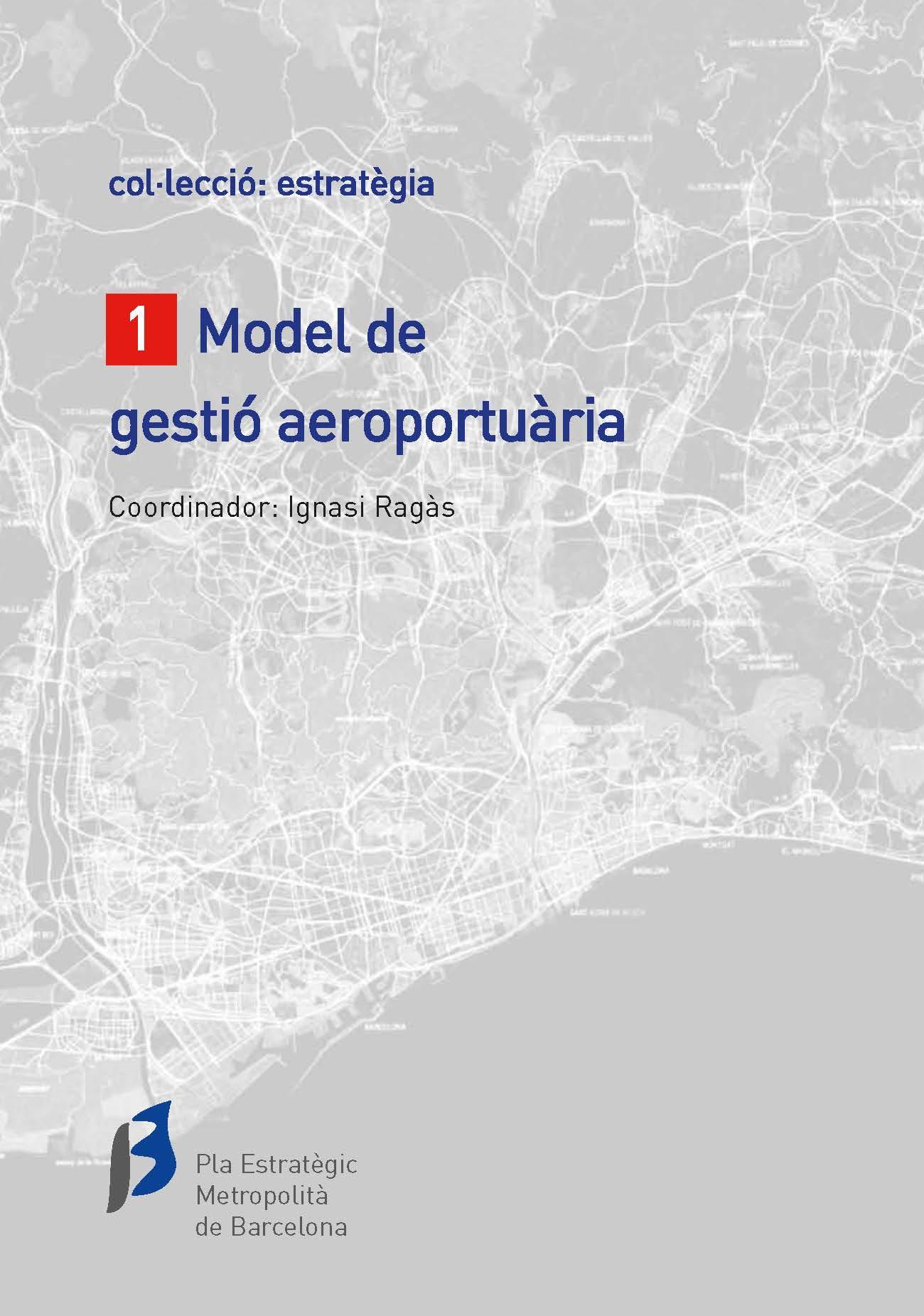 Model de gestió aeroportuària