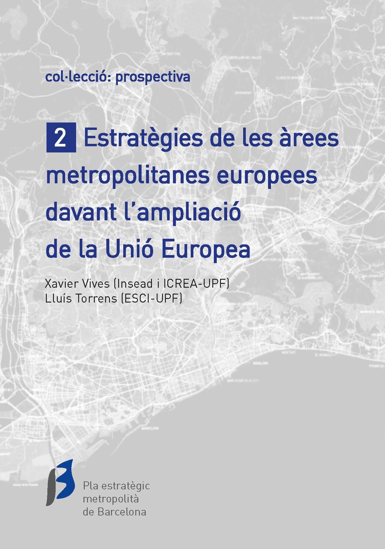 Estrategias áreas metropolitanas