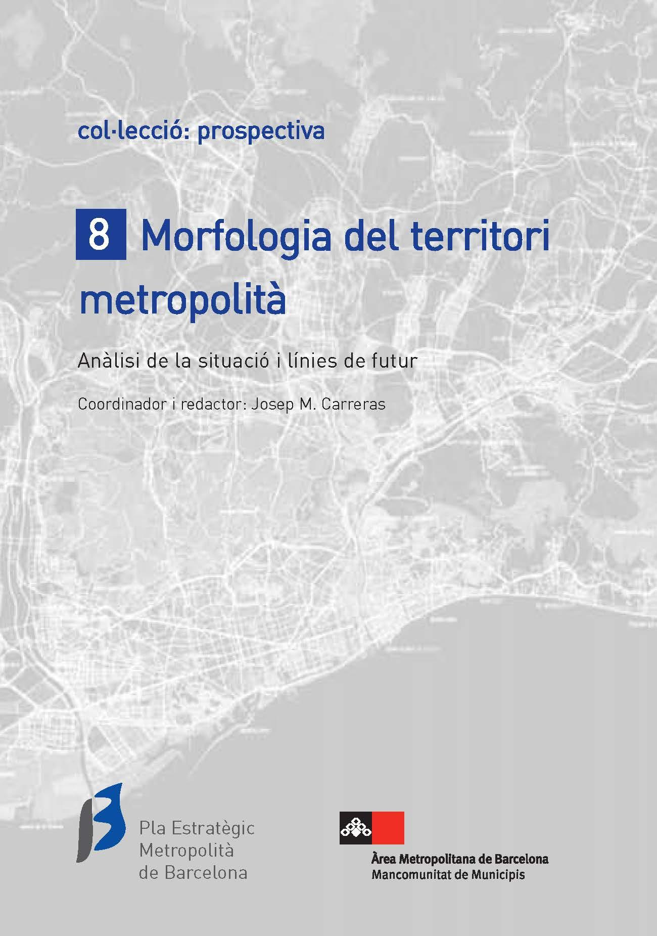 Morfología del territorio metropolitano