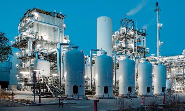 modernización de la industria