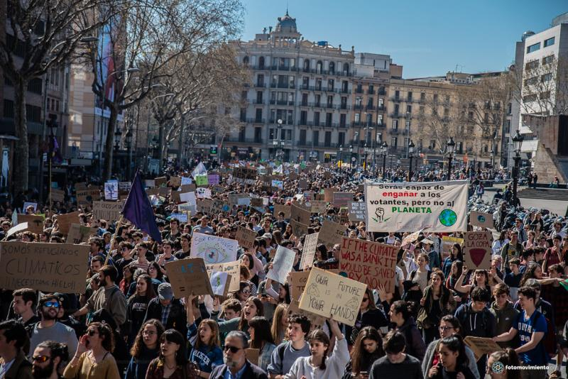 Fridays for Future Barcelona