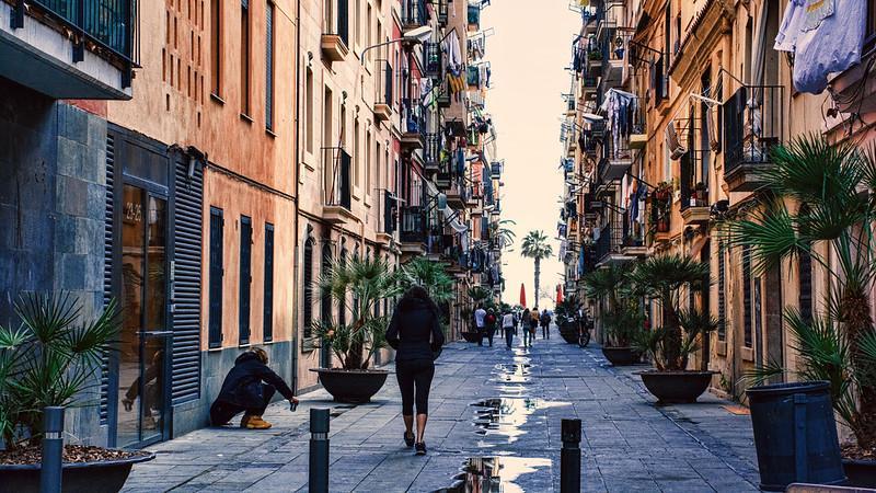 Habitatge Barceloneta Gentrificació