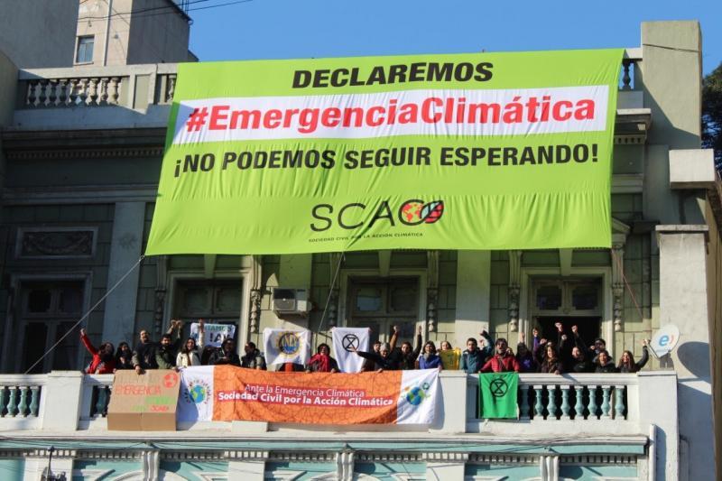 Acció de Sociedad Civil por la Acción Climática. Wikicommons