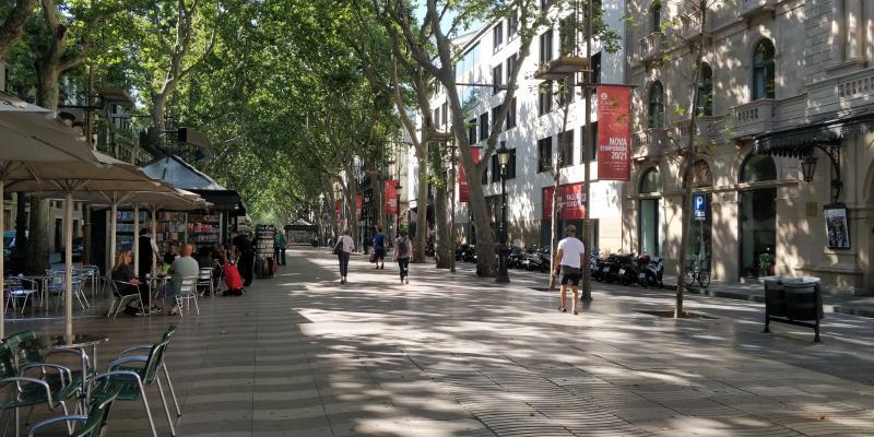 Rambles de Barcelona