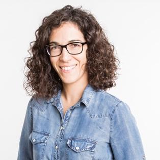 MARIA CORTADA, responsable del gabinet tècnic