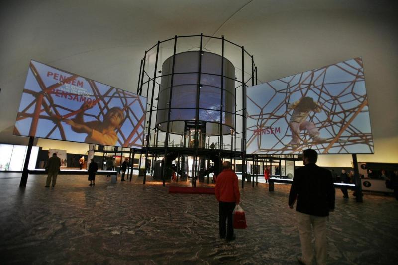 Exposició Metrópolis Barcelona
